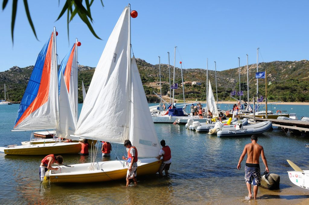 SUMMER CAMP BARCA A VELA