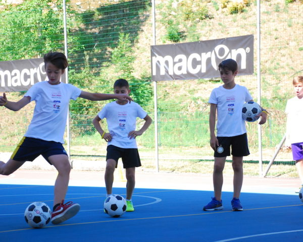 Calcio Summer Camp