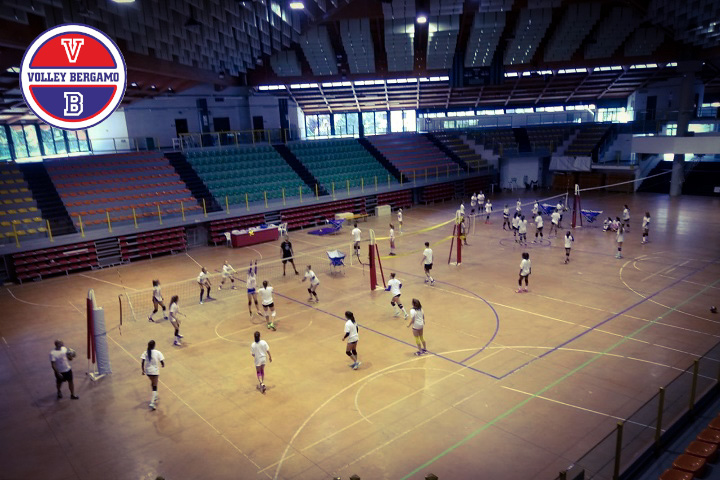 VOLLEY CAMP ZANETTI BERGAMO
