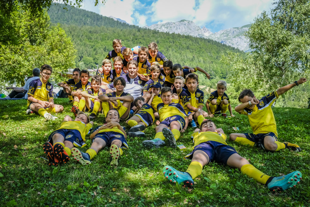 CHIEVO & ENGLISH SUMMER CAMP